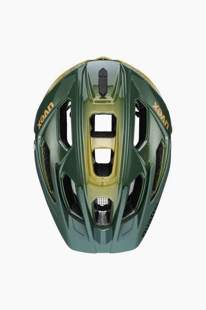 Uvex quatro casco per ciclista Colore Verde 2