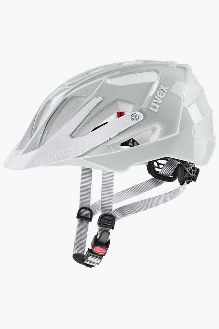 Uvex quatro casque de vélo Couleur Blanc 1