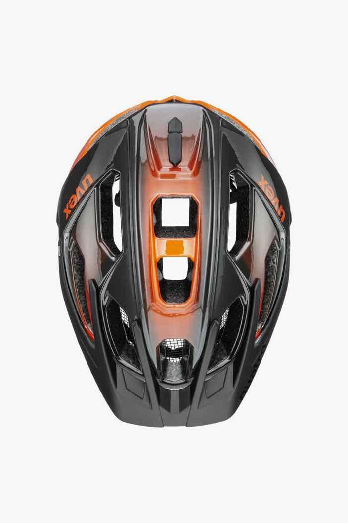 Uvex quatro casque de vélo Couleur Orange 2