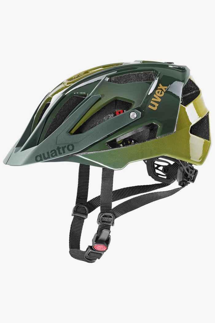Uvex quatro casque de vélo Couleur Vert 1