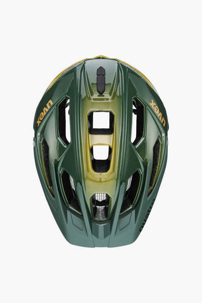 Uvex quatro casque de vélo Couleur Vert 2