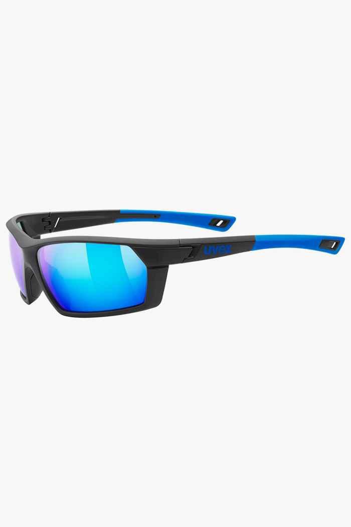 Uvex Sportstyle 225 occhiali sportiv Colore Nero 1