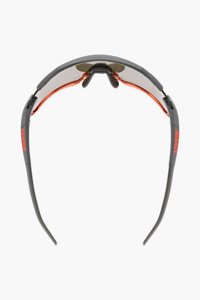 Uvex Sportstyle 228 lunettes de sport Couleur Gris 2