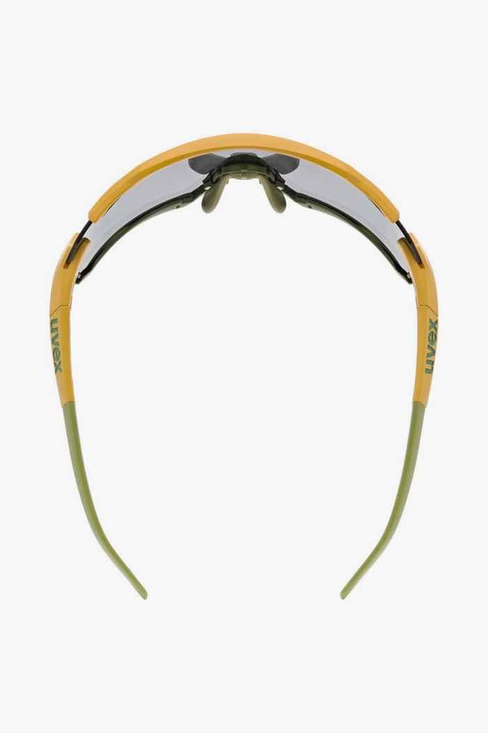 Uvex Sportstyle 228 lunettes de sport Couleur Jaune 2