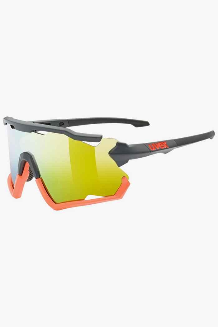 Uvex Sportstyle 228 occhiali sportiv Colore Grigio 1