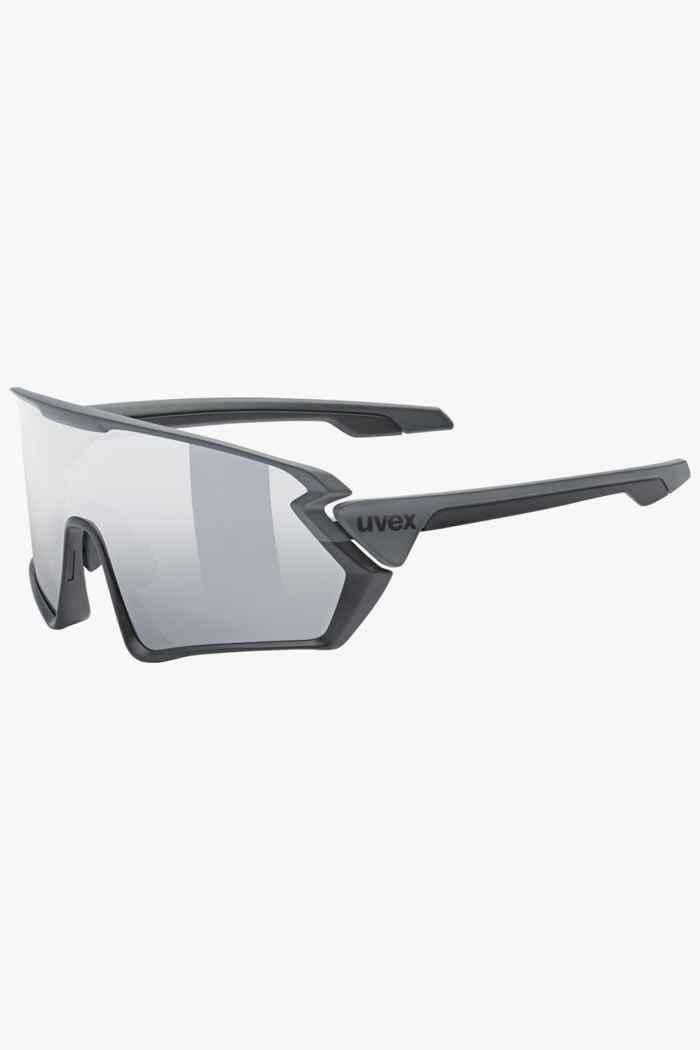 Uvex Sportstyle 231 lunettes de sport Couleur Gris 1