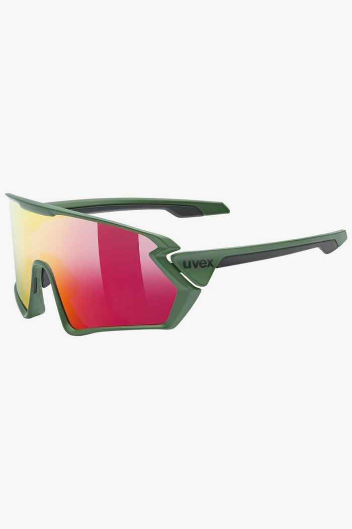 Uvex Sportstyle 231 lunettes de sport Couleur Vert 1