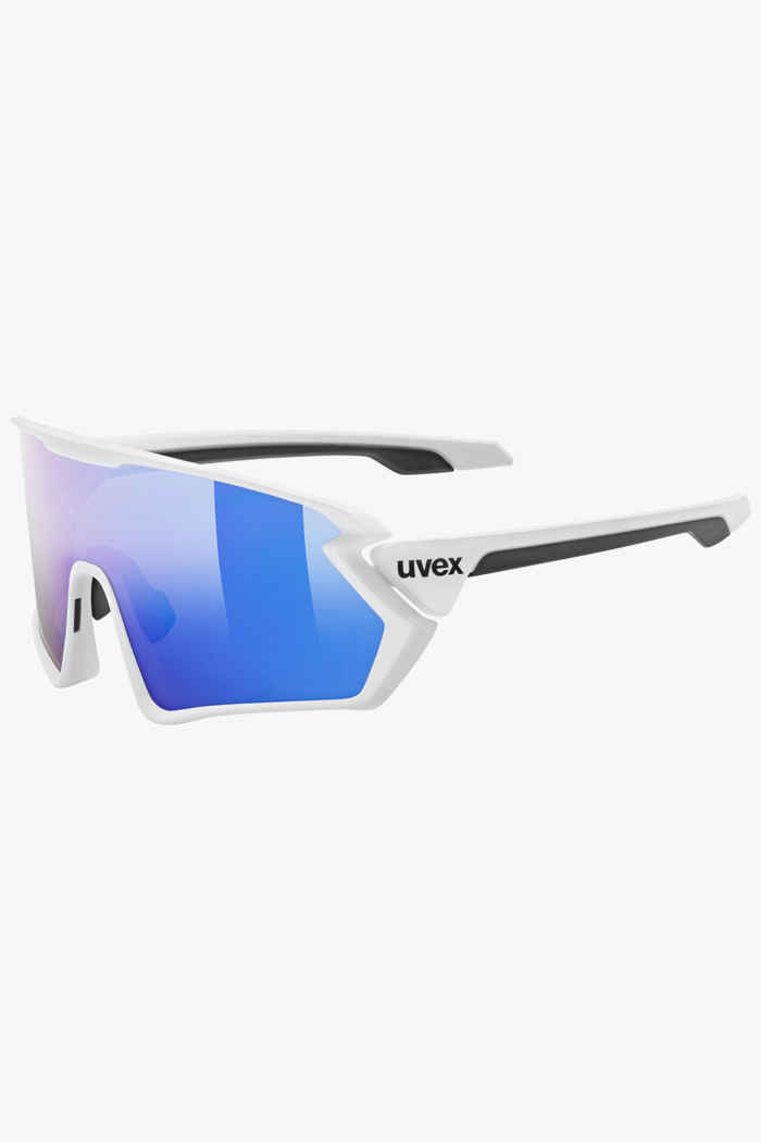 Uvex Sportstyle 231 occhiali sportiv Colore Bianco 1