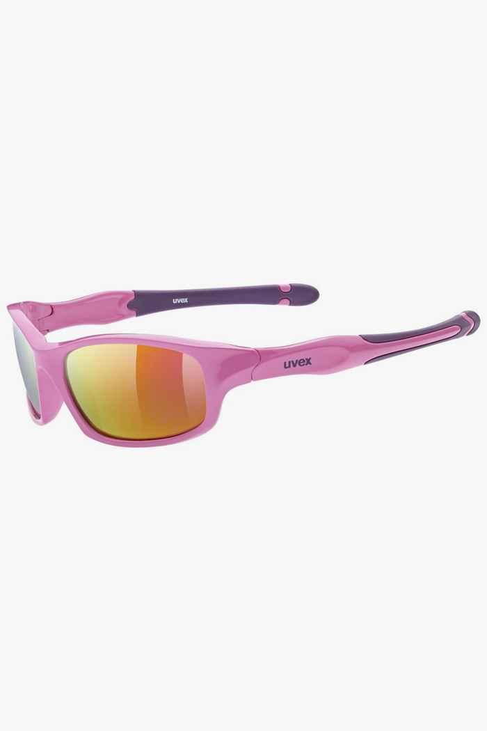 Uvex Sportstyle 507 occhiali sportiv bambina Colore Lilla 1