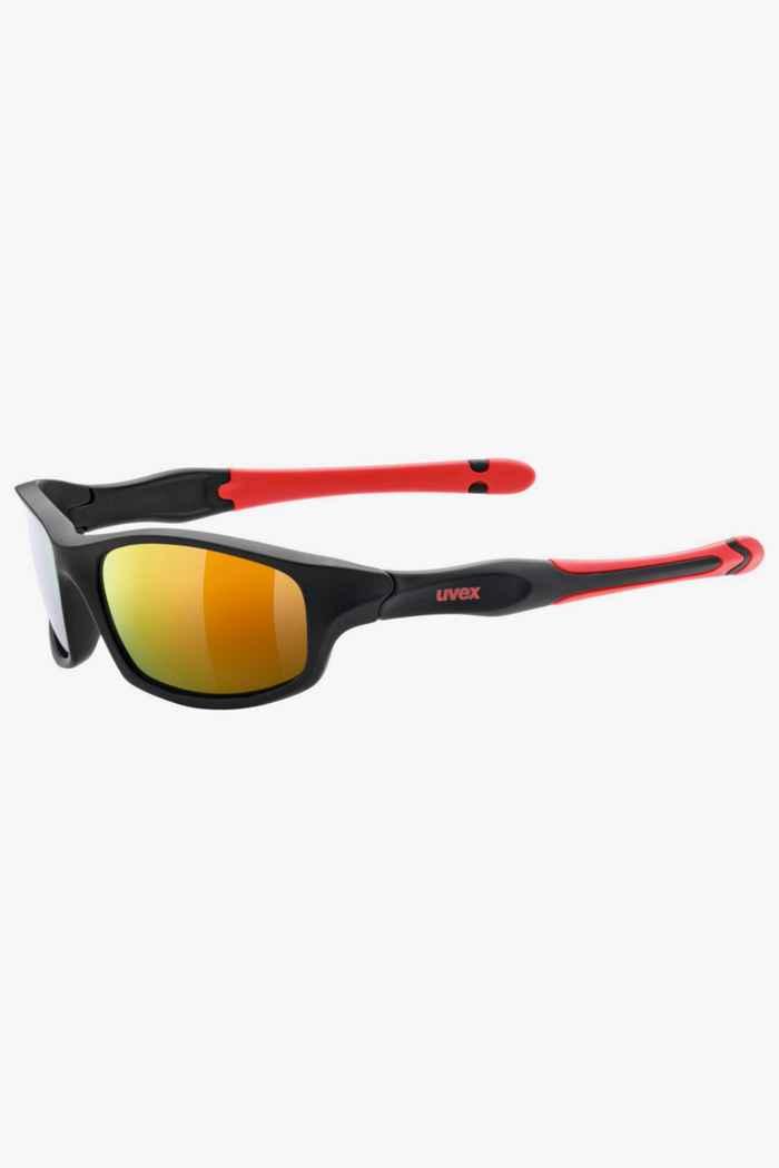 Uvex Sportstyle 507 occhiali sportiv bambini Colore Nero 1