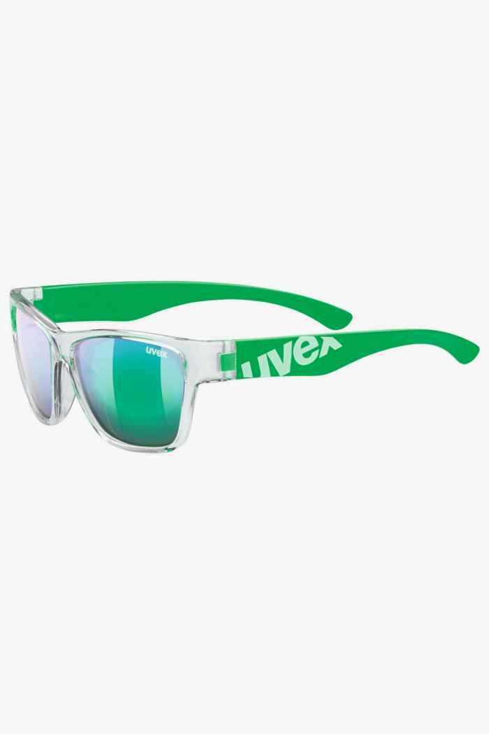 Uvex Sportstyle 508 occhiali sportiv bambini Colore Verde 1