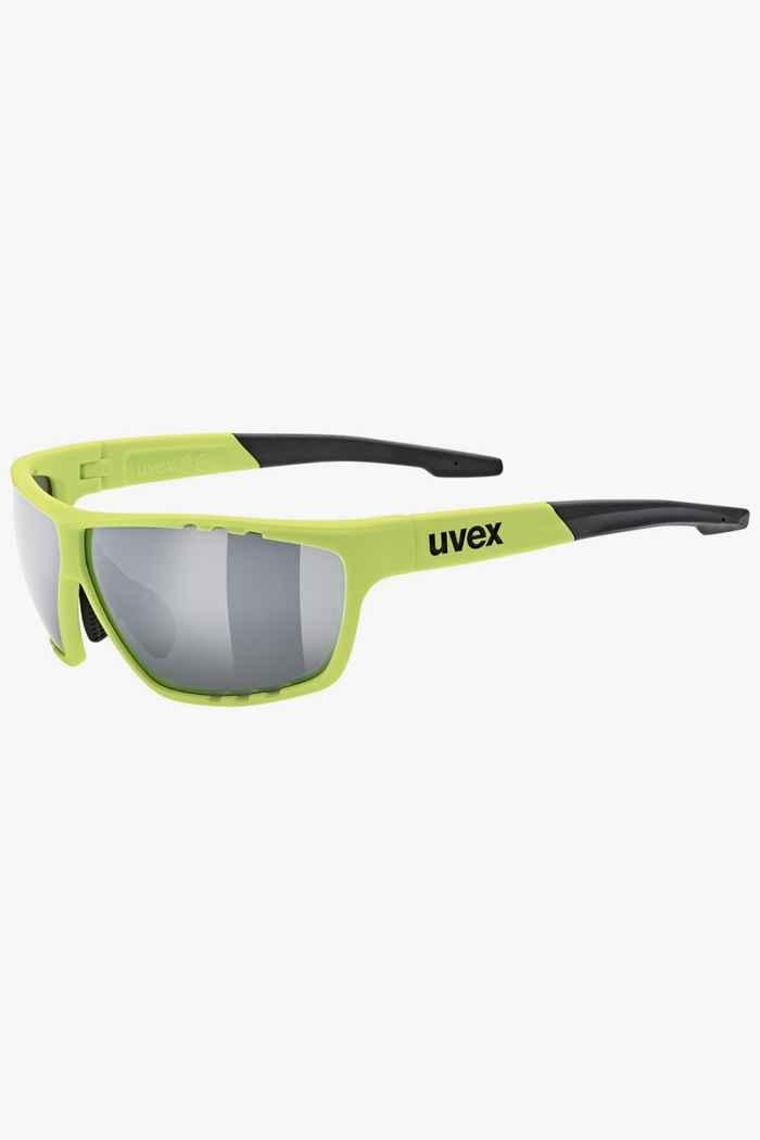 Uvex Sportstyle 706 occhiali sportiv Colore Giallo 1