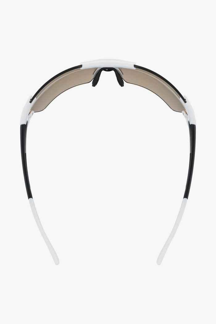Uvex Sportstyle 803 race CV V occhiali sportiv Colore Bianco 2