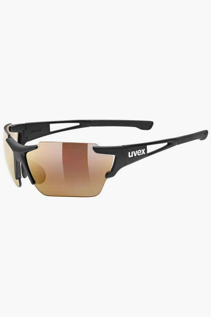 Uvex Sportstyle 803 race CV V occhiali sportiv Colore Nero 1