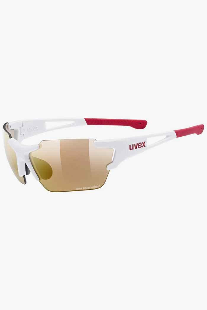 Uvex Sportstyle 803 race small CV V lunettes de sport Couleur Blanc 1