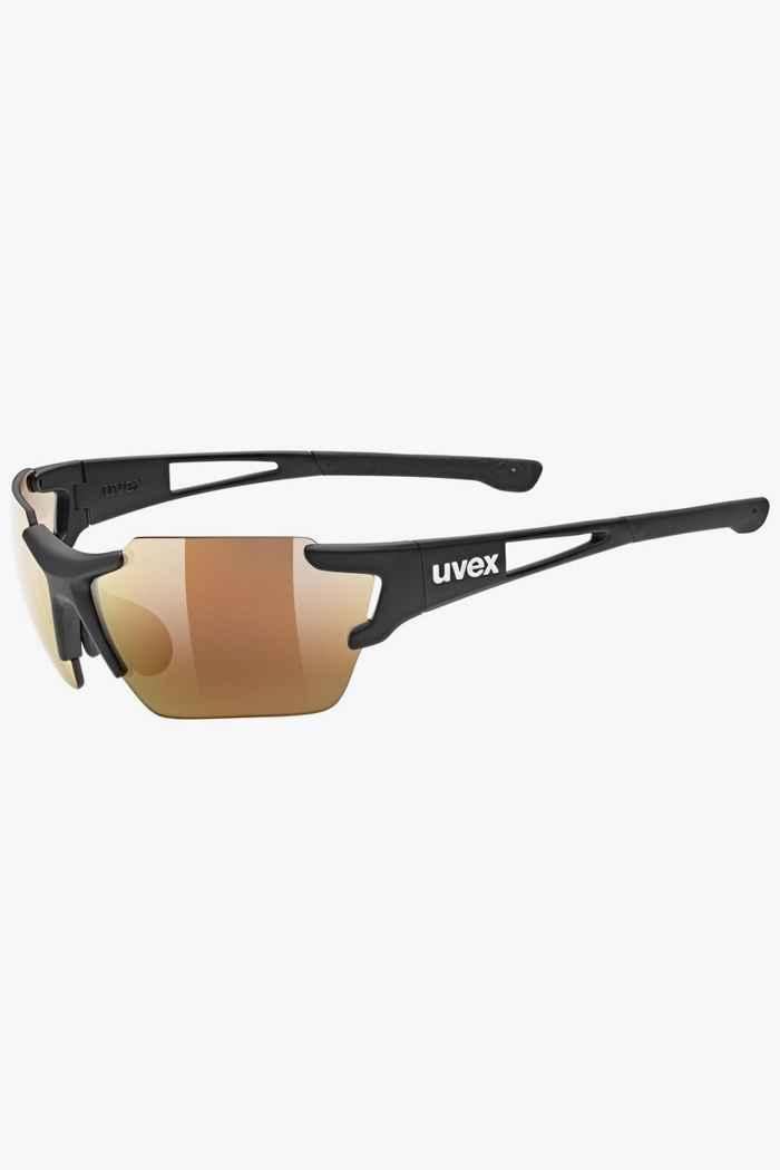 Uvex Sportstyle 803 race small CV V occhiali sportiv Colore Nero 1