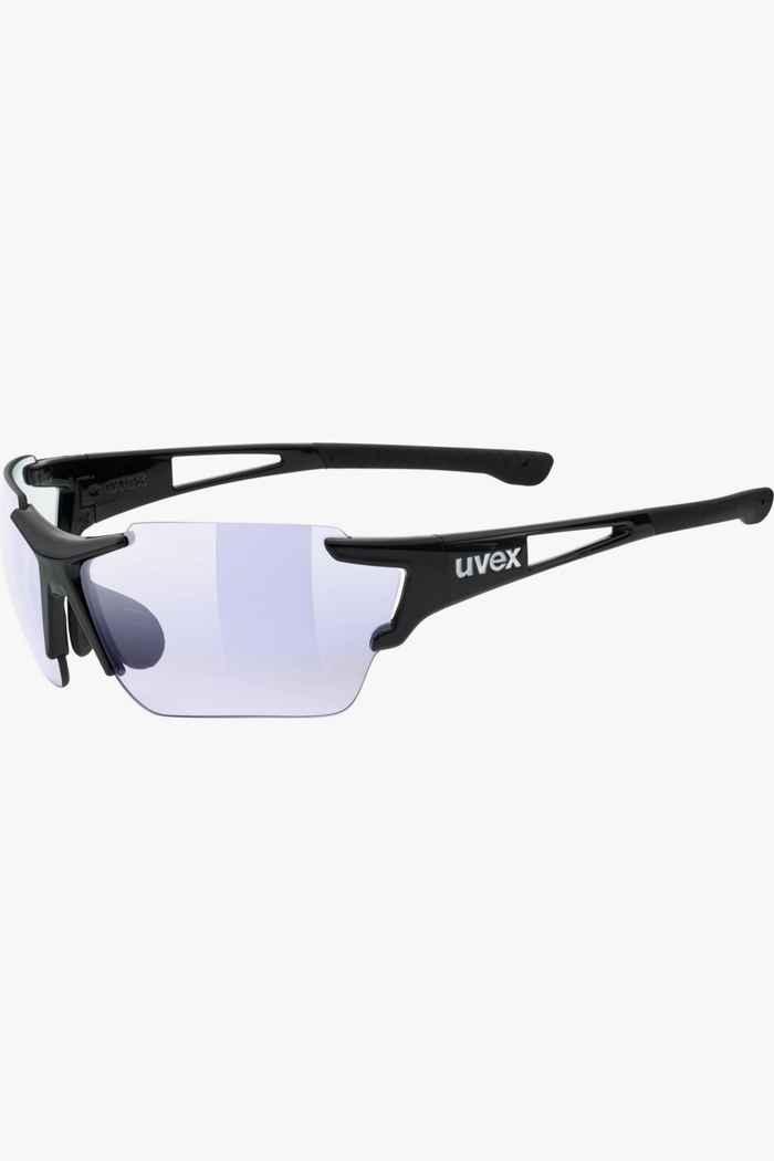 Uvex Sportstyle 803 race V lunettes de sport Couleur Noir 1