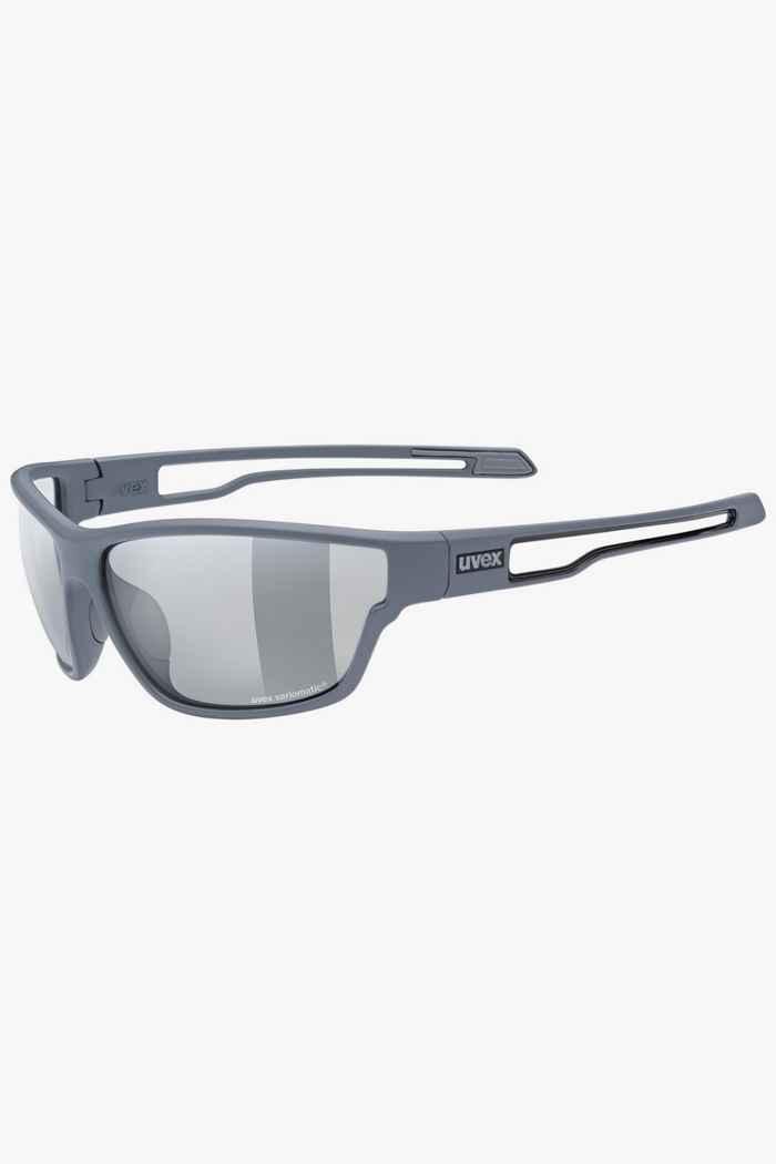 Uvex Sportstyle 806 V lunettes de sport Couleur Vert 1