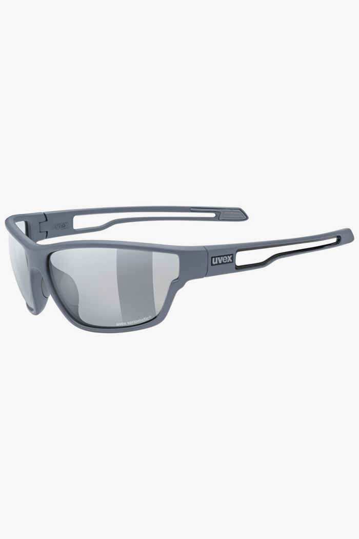 Uvex Sportstyle 806 V occhiali sportiv Colore Verde 1