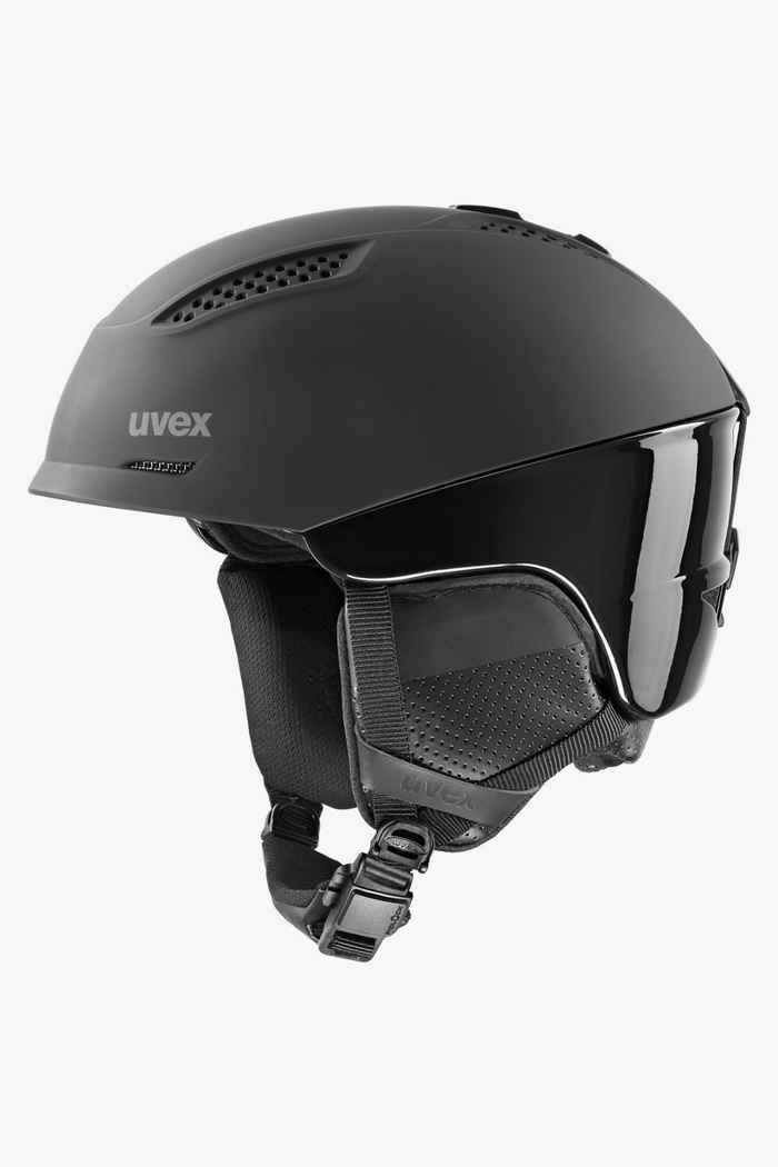 Uvex Ultra Pro Skihelm Farbe Schwarz 1