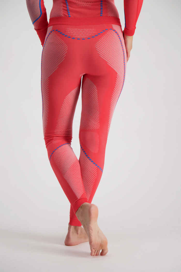 UYN Ambityon leggings termici donna Colore Rosso 2