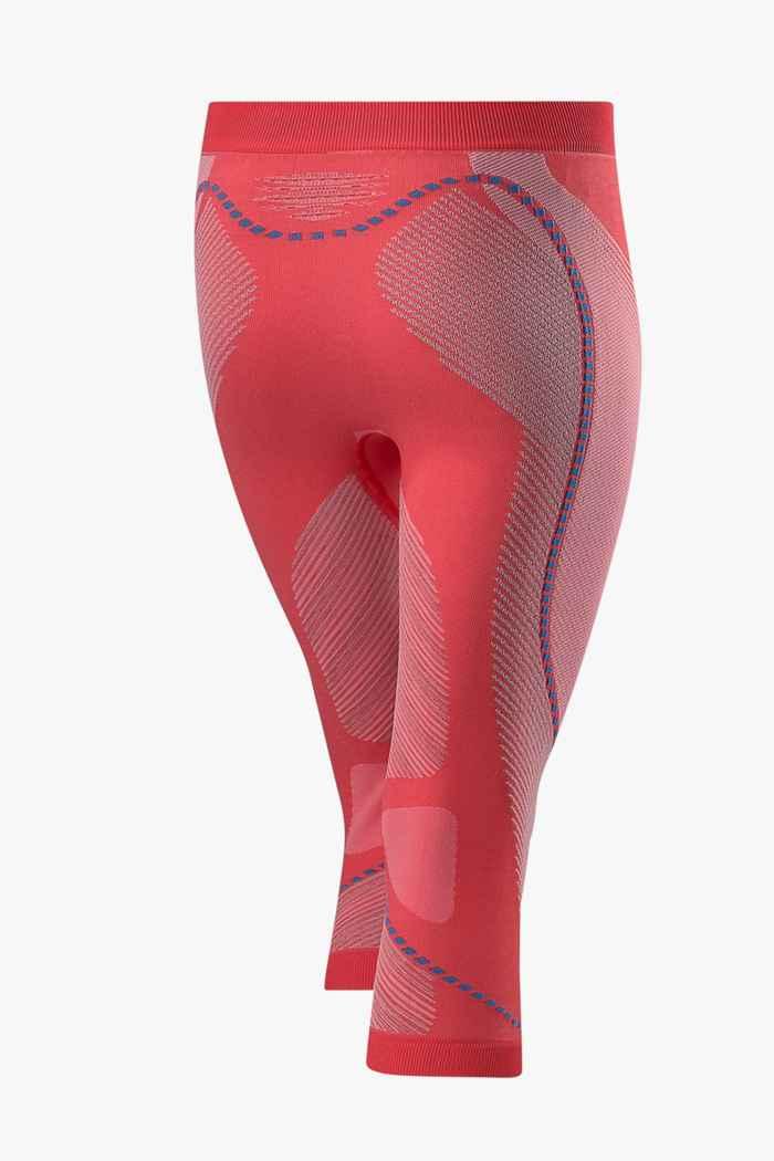 UYN Ambityon pantalon thermique 3/4 femmes Couleur Rouge 2
