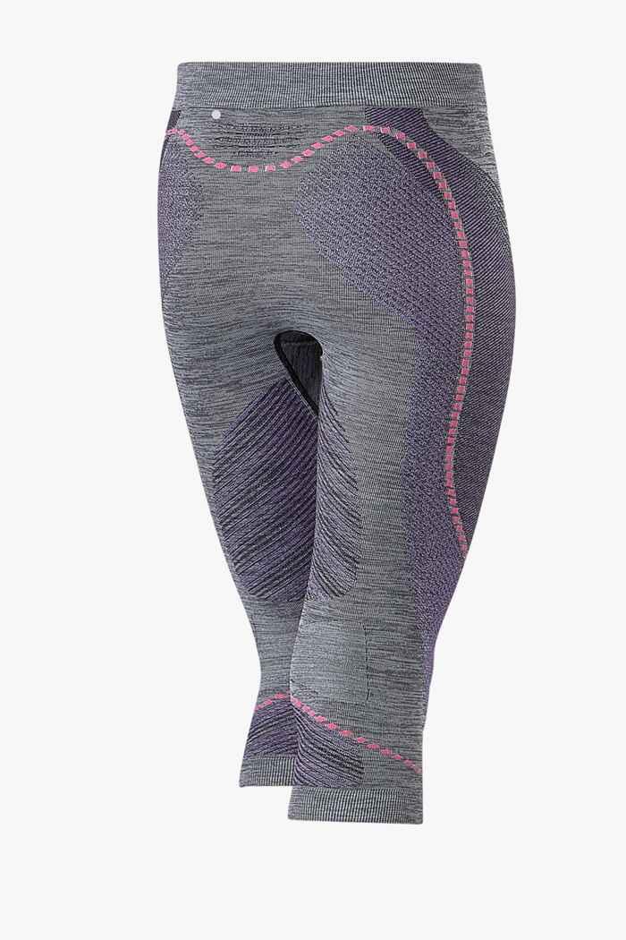 UYN Ambityon pantalon thermique 3/4 femmes Couleur Violet 2