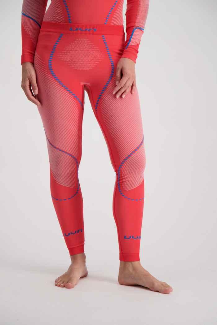 UYN Ambityon pantalon thermique femmes Couleur Rouge 1
