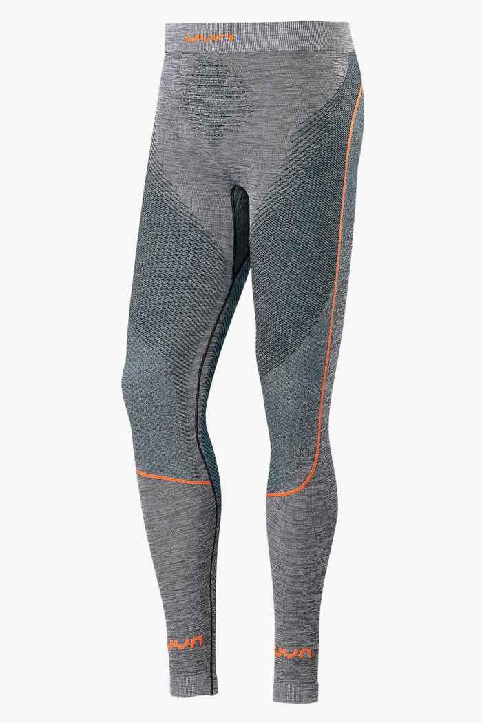UYN Ambityon pantalon thermique hommes Couleur Orange 1