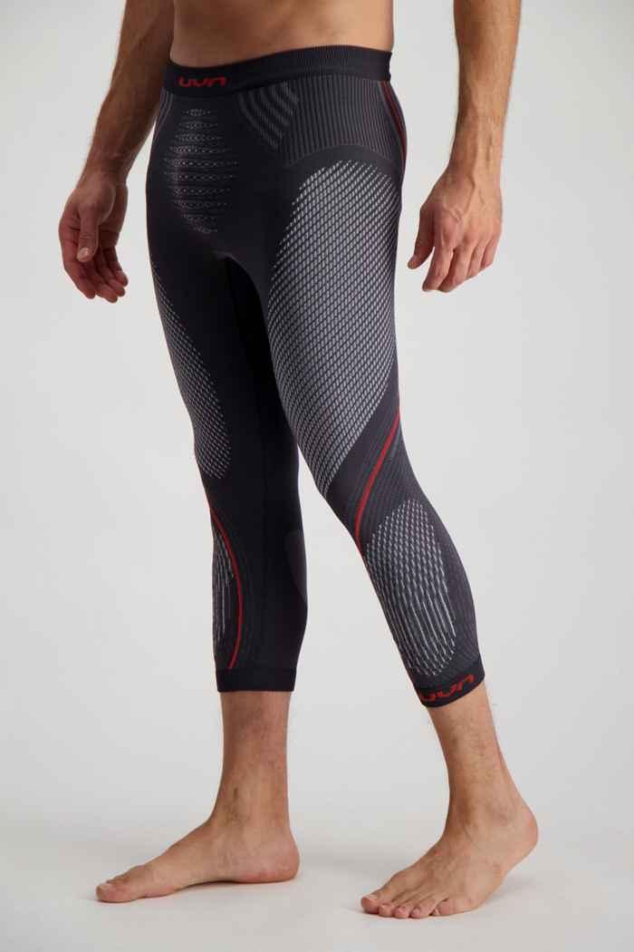 UYN Evolutyon biancheria leggings termici 3/4 uomo 1
