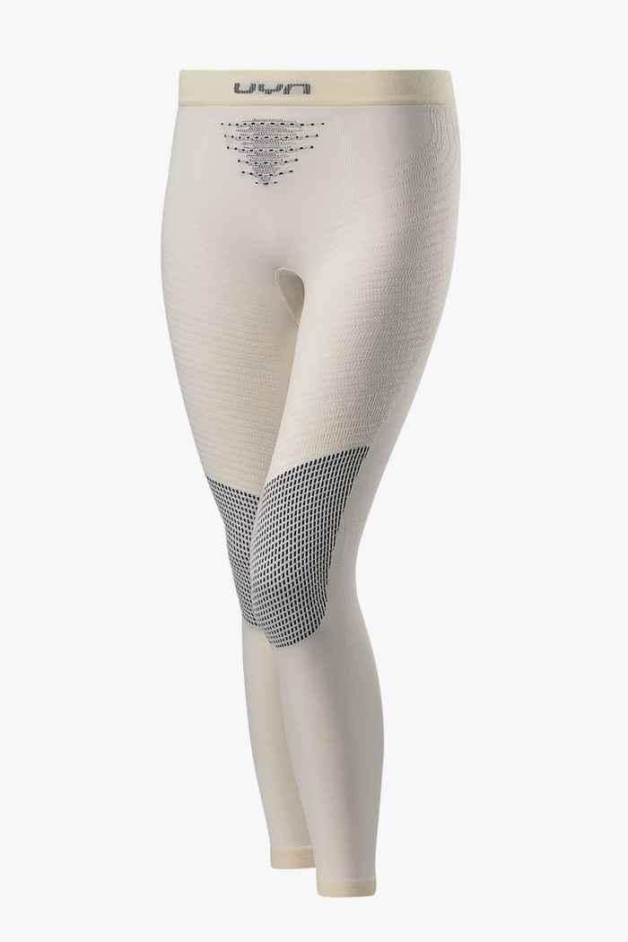 UYN Fusyon leggings termici donna Colore Bianco sporco 1