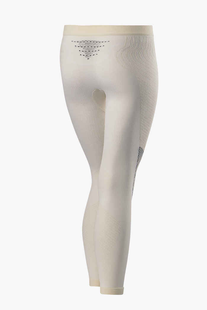 UYN Fusyon leggings termici donna Colore Bianco sporco 2