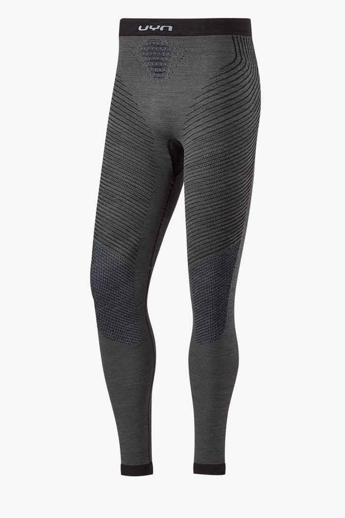UYN Fusyon leggings termici uomo Colore Grigio 1