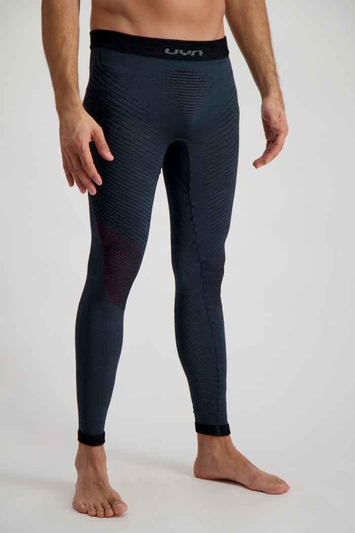 UYN Fusyon pantalon thermique hommes Couleur Bleu 1