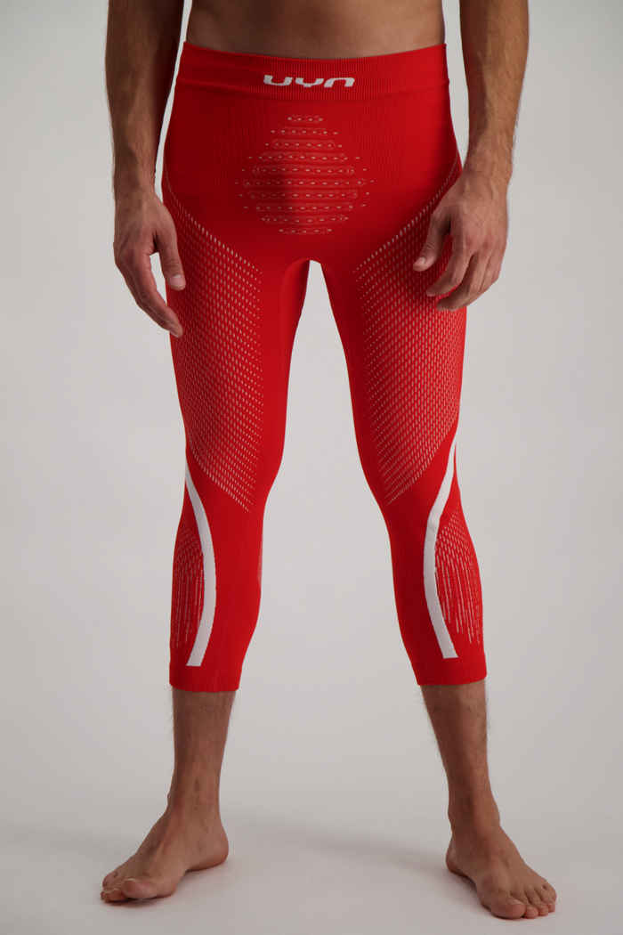 UYN Natyon Switzerland pantalon thermique 3/4 hommes 1