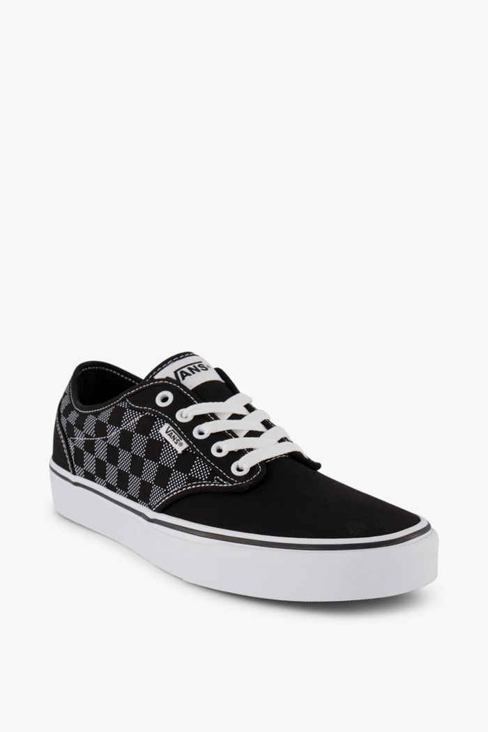 Vans Atwood sneaker hommes Couleur Noir-blanc 1