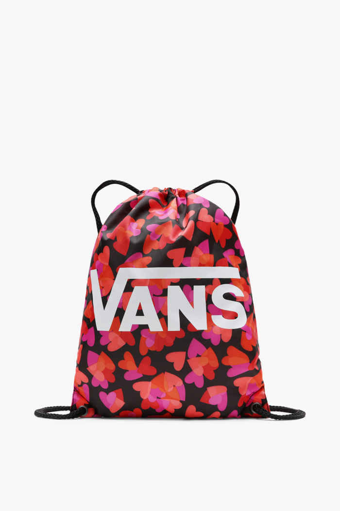 Vans Benched 6 L gymbag Couleur Rose vif 1