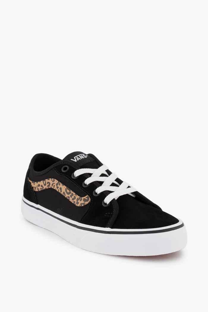 Vans Filmore Decon sneaker femmes Couleur Noir-blanc 1