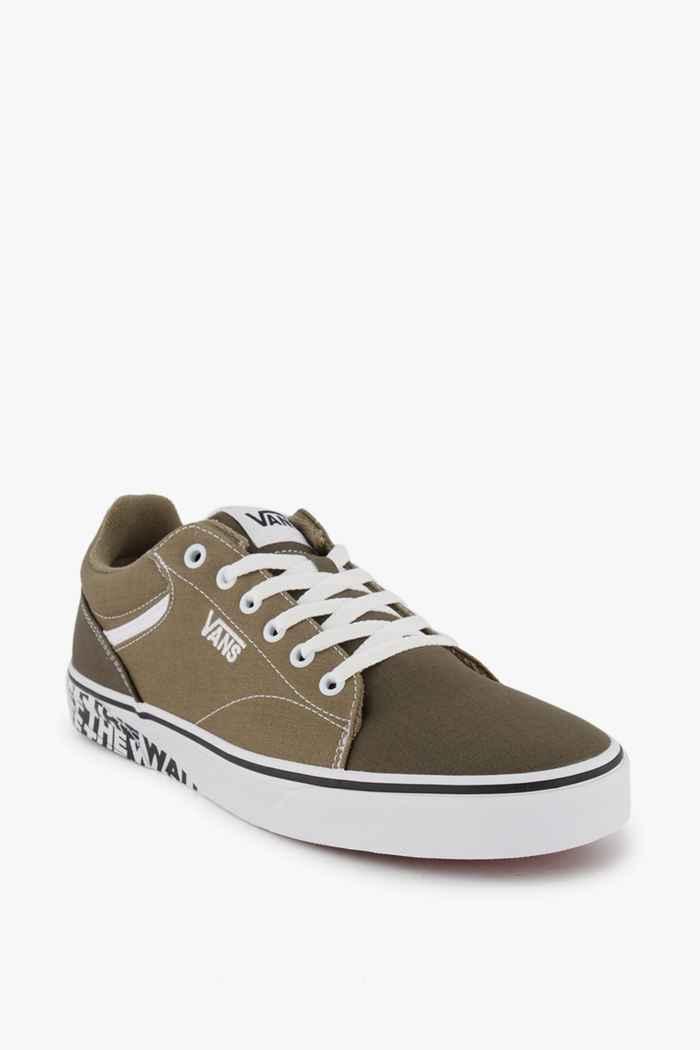 Vans Seldan sneaker hommes Couleur Vert 1