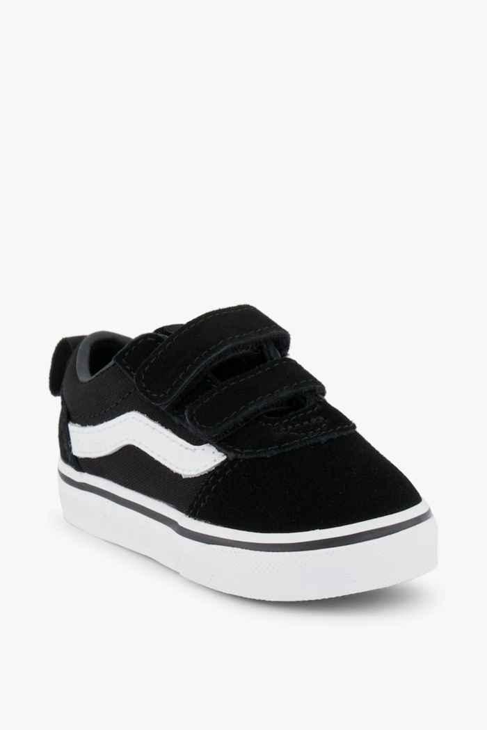 Vans Ward Old Skool Kleinkind Sneaker Farbe Schwarz-weiß 1