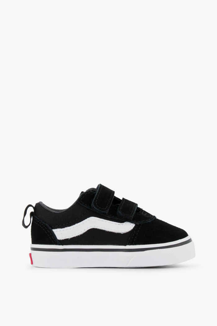 Vans Ward Old Skool Kleinkind Sneaker Farbe Schwarz-weiß 2