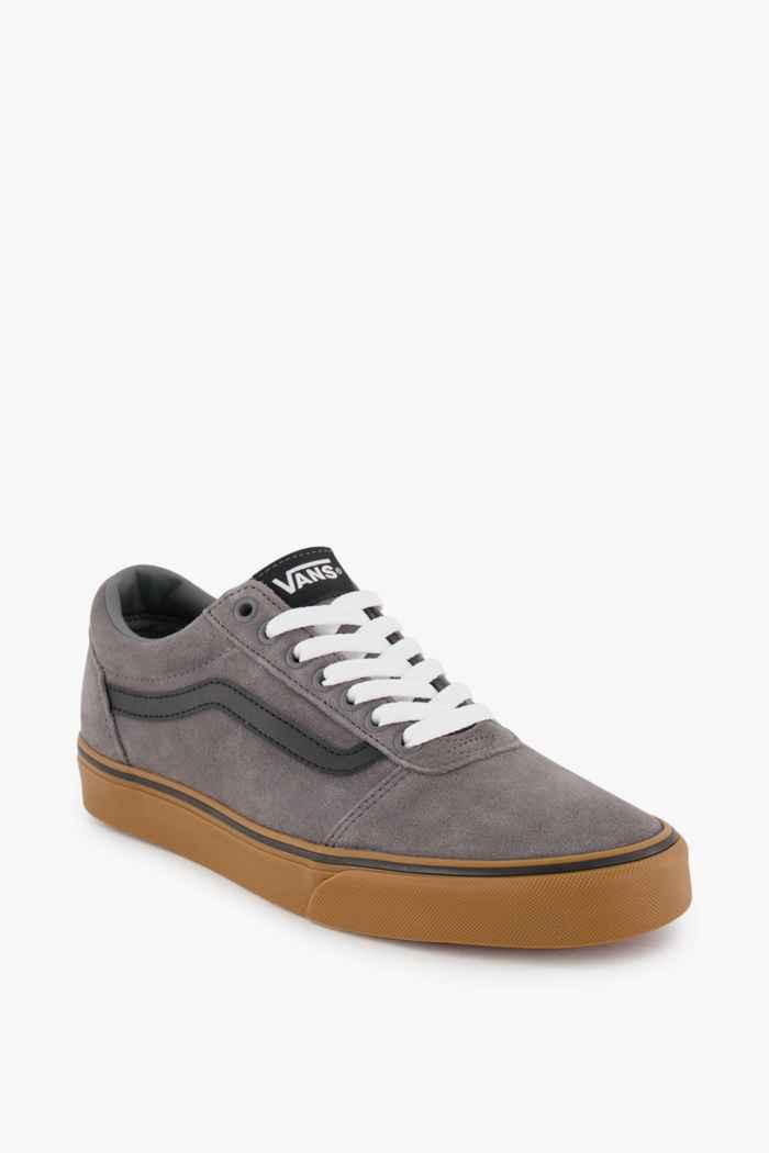 Vans Ward Old Skool sneaker hommes Couleur Gris 1