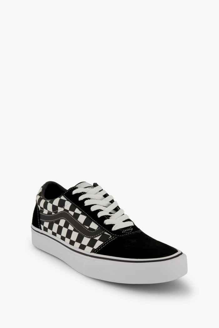 Vans Ward Old Skool sneaker hommes Couleur Noir-blanc 1