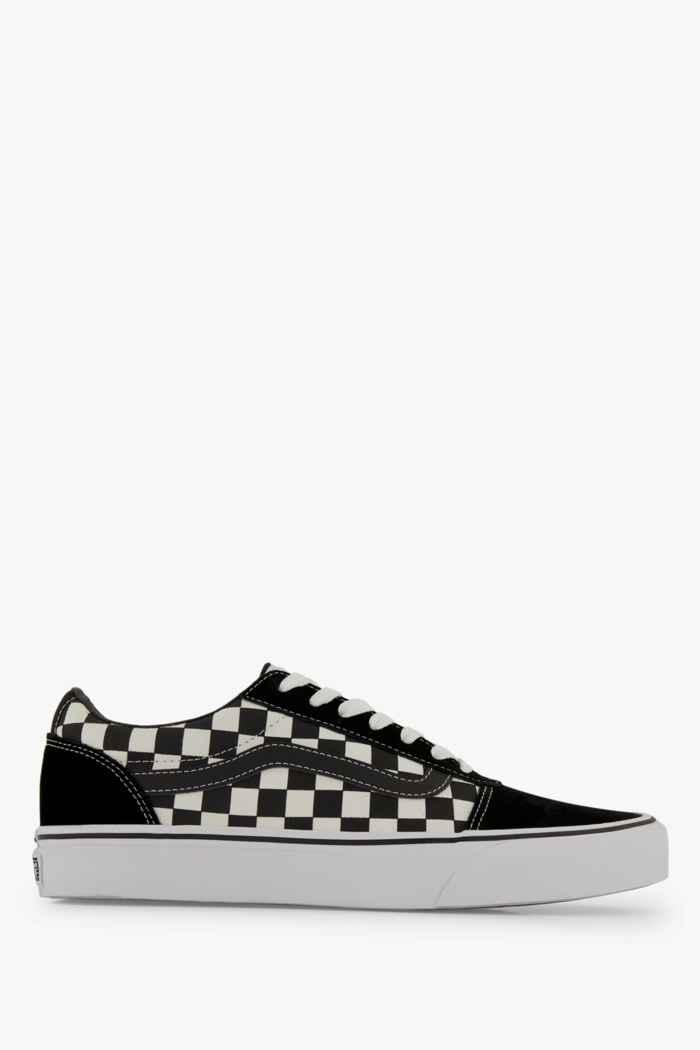 Vans Ward Old Skool sneaker hommes Couleur Noir-blanc 2