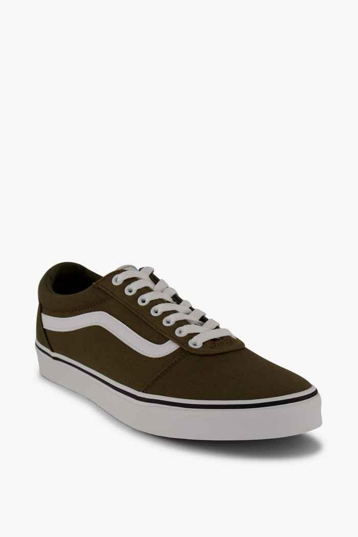 Vans Ward Old Skool sneaker hommes Couleur Olive 1