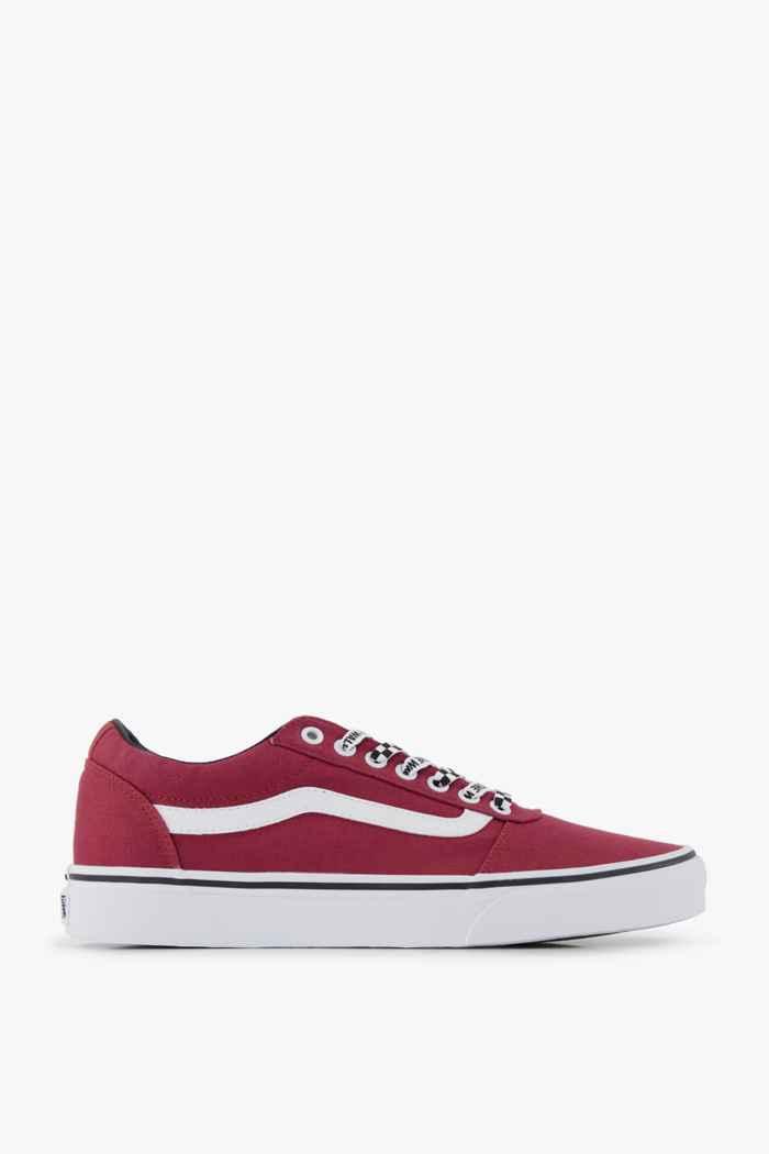 Vans Ward Old Skool sneaker uomo Colore Rosso 2