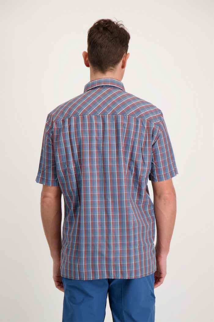 Vaude Albsteig II chemise de randonnée hommes Couleur Bleu 2