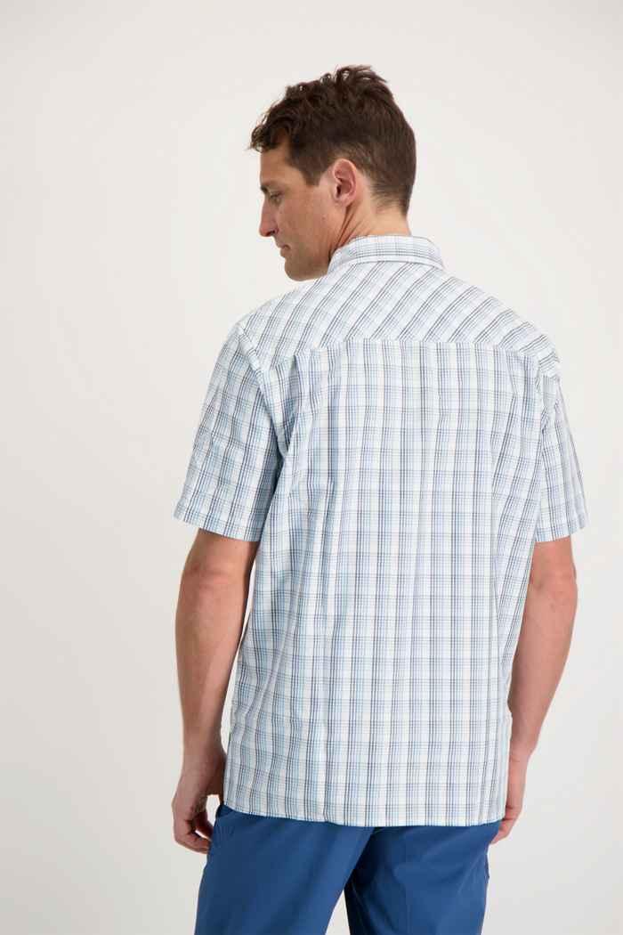 Vaude Albsteig II Herren Wanderhemd Farbe Weiß 2