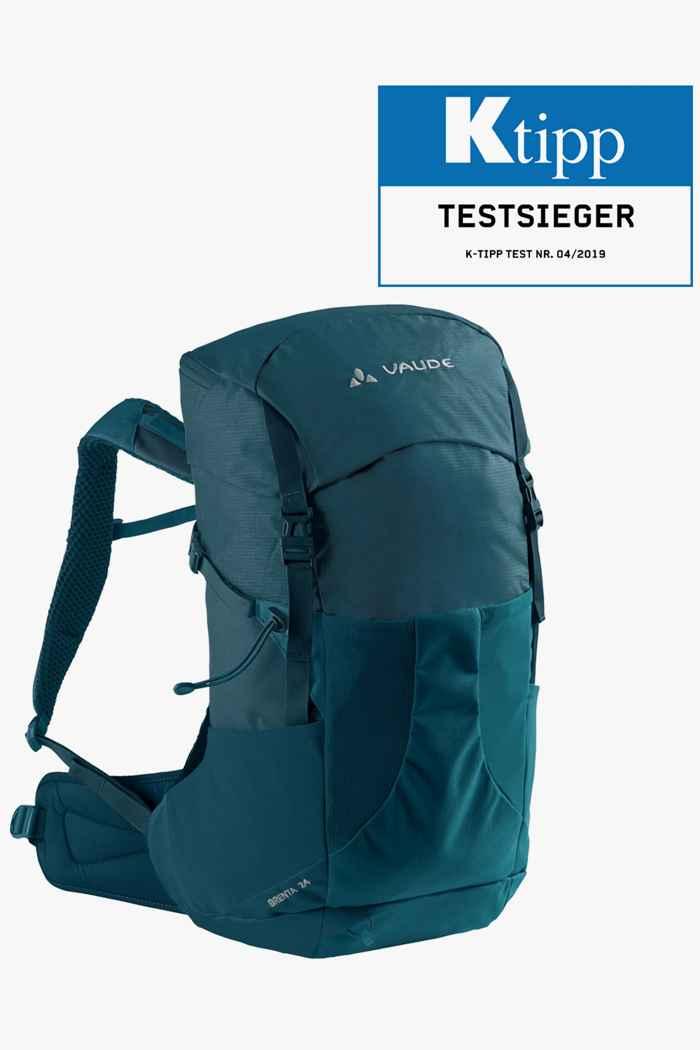 Vaude Brenta 24 L sac à dos de randonnée Couleur Bleu 1