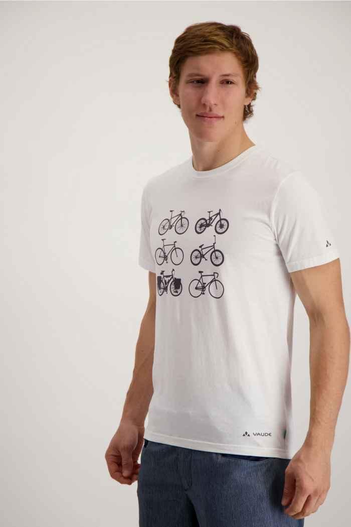 Vaude Cyclist V Herren Biketrikot 1